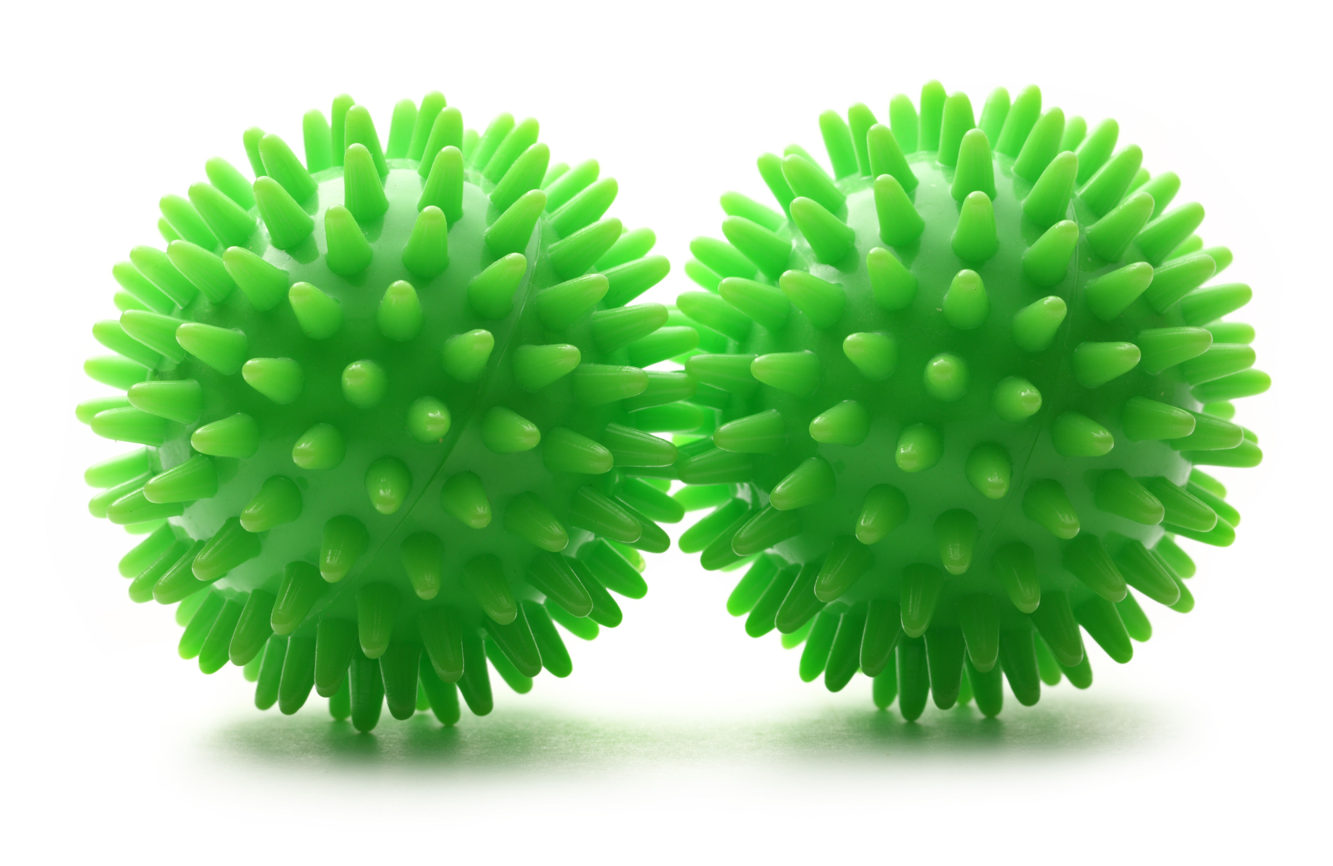 Massage balls, therapy balls, self massage, yoga for improved posture