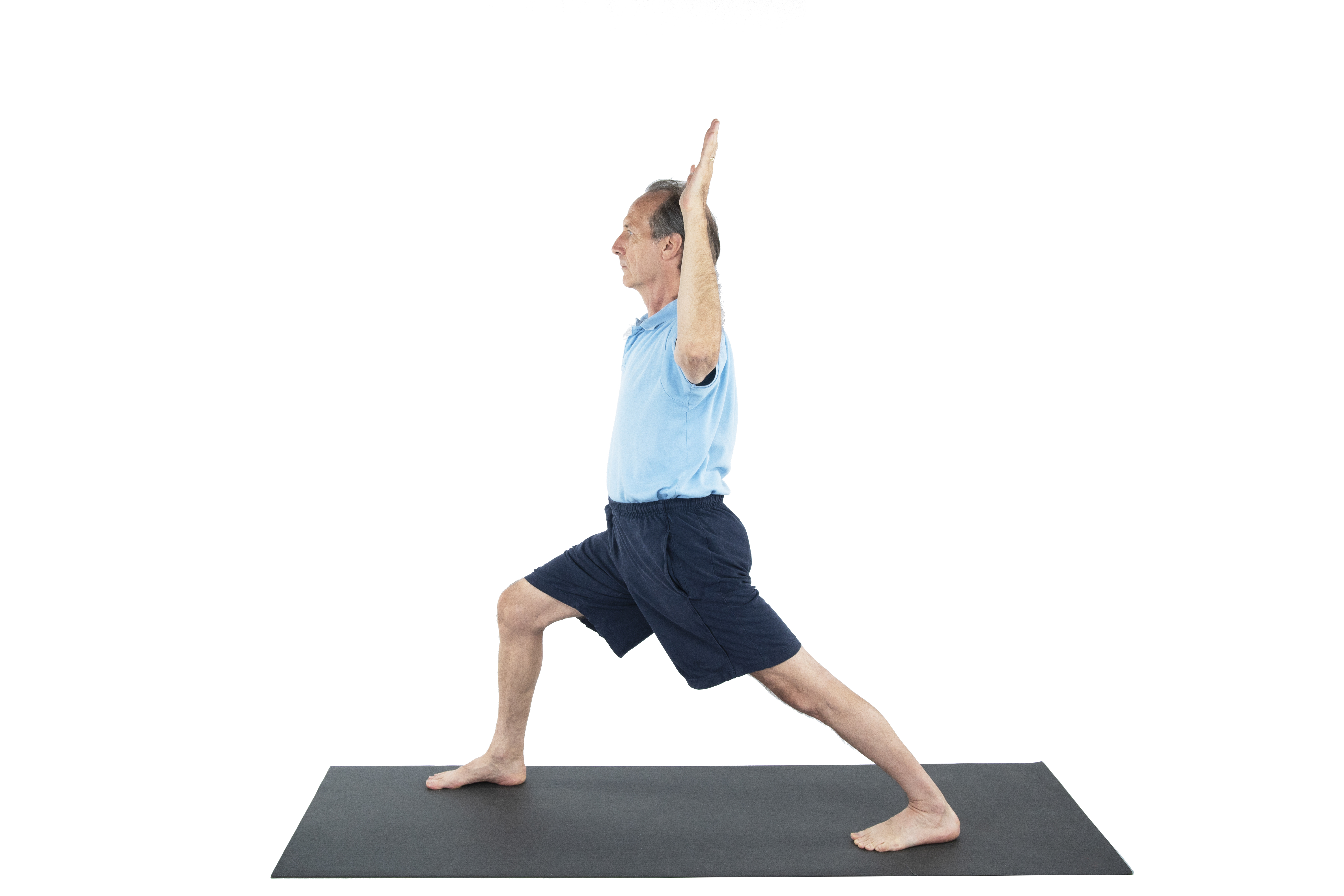 Virabhadrasana 1, Warrior 1, Warrior Flow