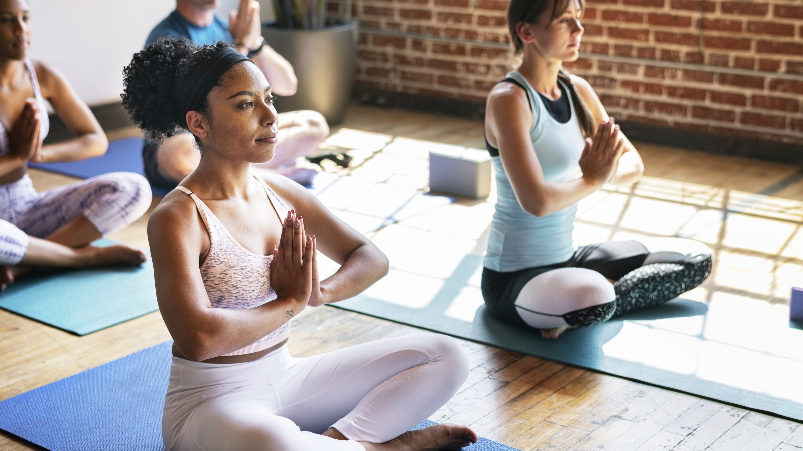 How to incorporate the principles of namaste into your yoga practice for calming benefits