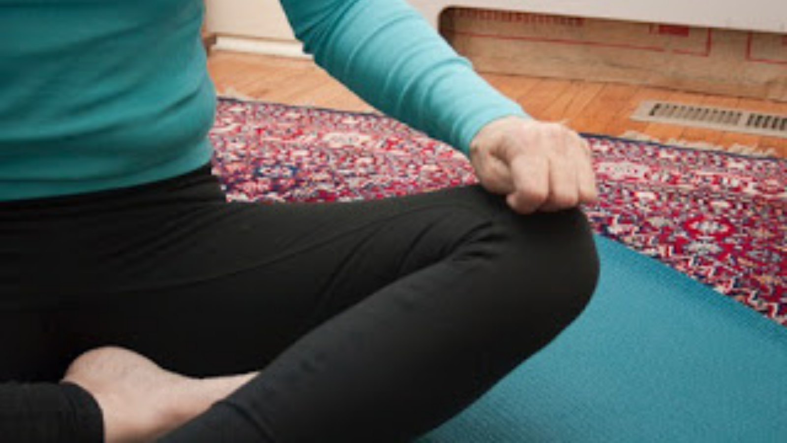The benefits of practicing adhi mudra, an energy practice, to find stability and grounding in the base of the body