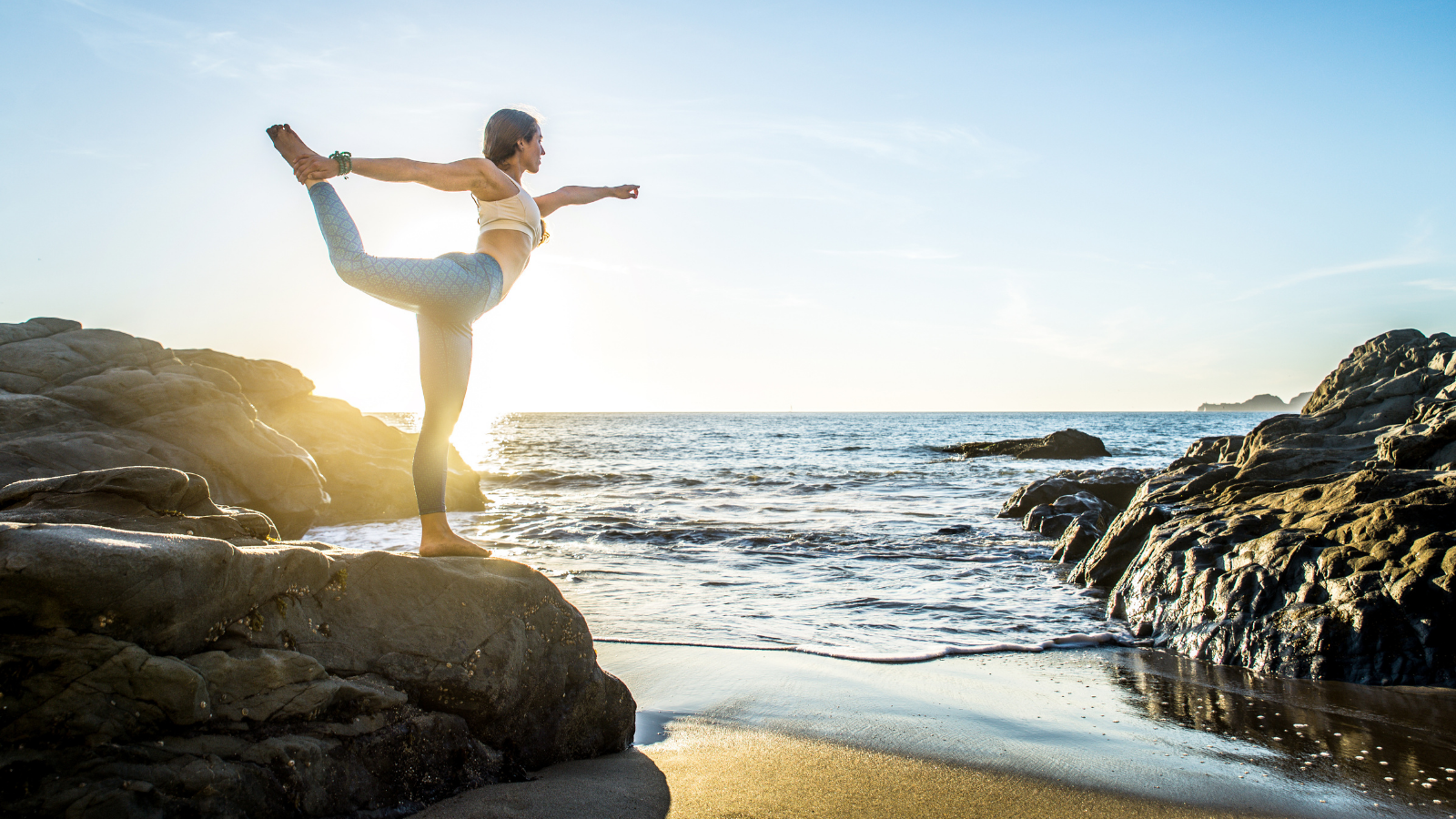 How to bolster mental health by practicing yoga and living in a coastal town