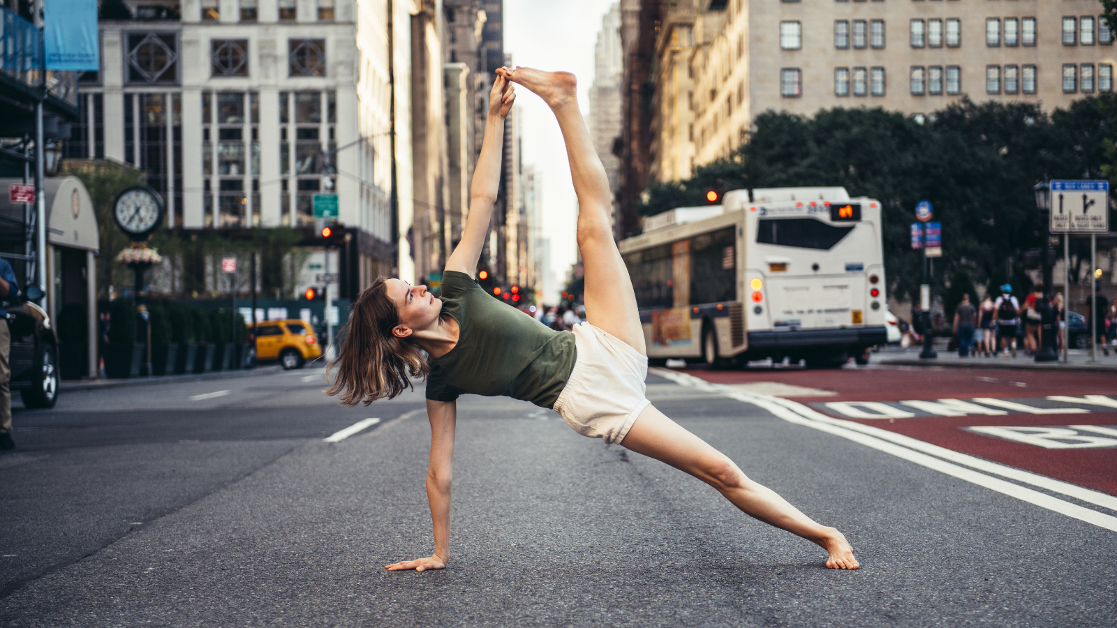 Yoga wellness tips to honor and respect our human frailty as well as our strength in Side Plank Pose (Vasisthasana)