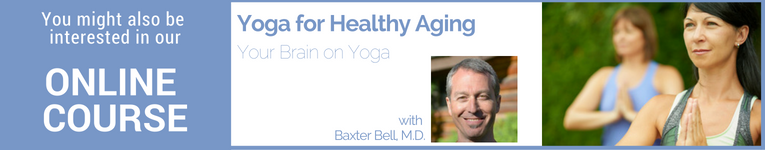yoga for healthy aging course