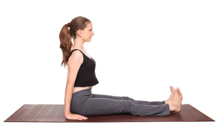 Dandasana, staff pose, seated pose, yoga and posture pose, elevate the pose, right left brain integration