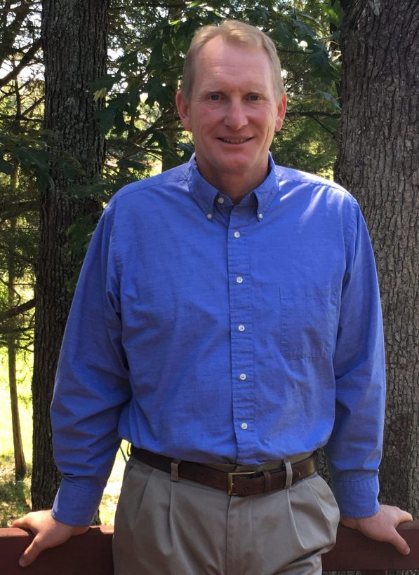 Dr Russell Schierling, licensed chiroprator, pain specialist, holistic medicine
