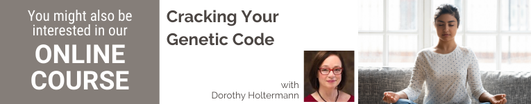 Dorothy Holtermann, Vagus Nerve, Genetic code, YogaU presenter, Wellness Course
