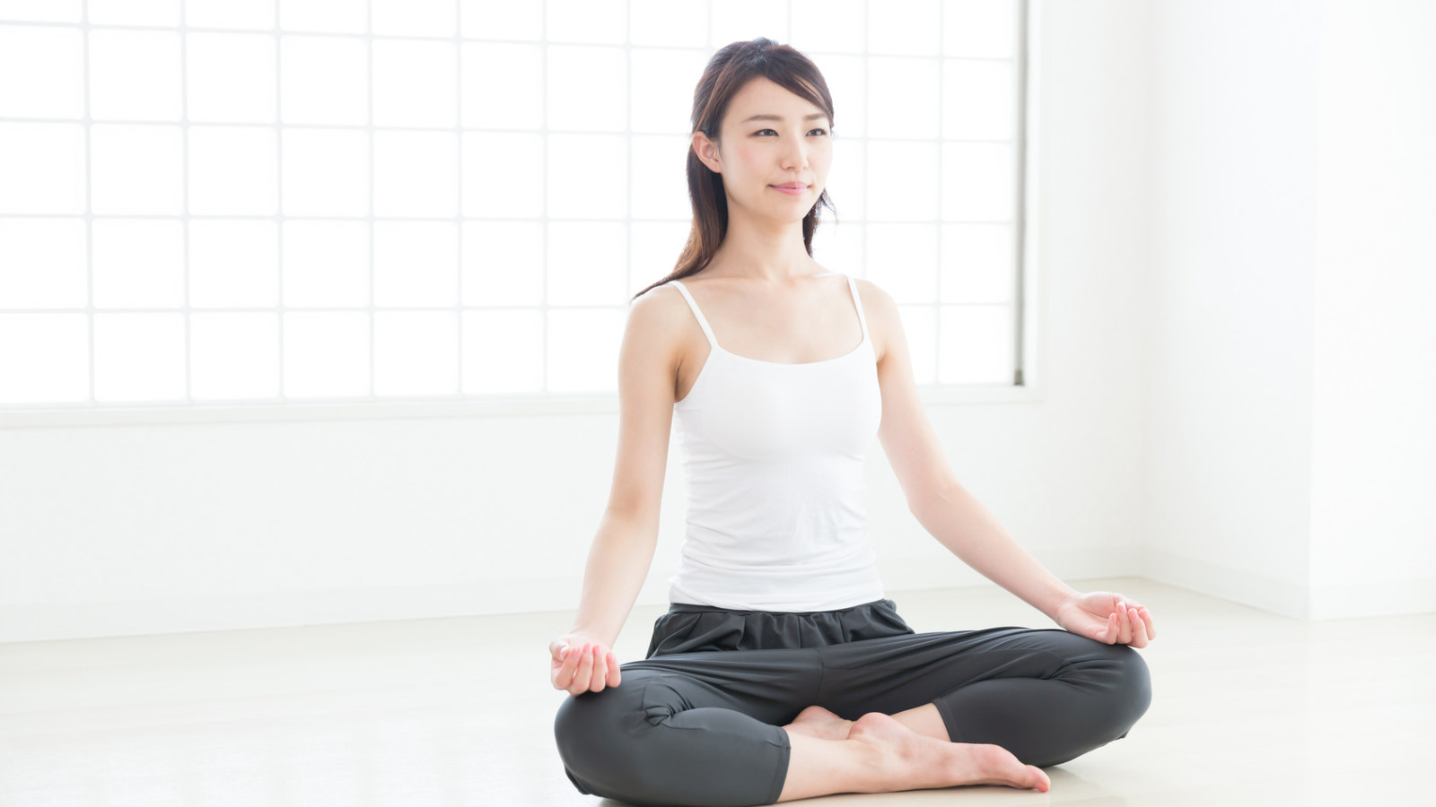 """5 Steps to Finding Ease in Sukhasana - """"Easy"""" Pose ..."""