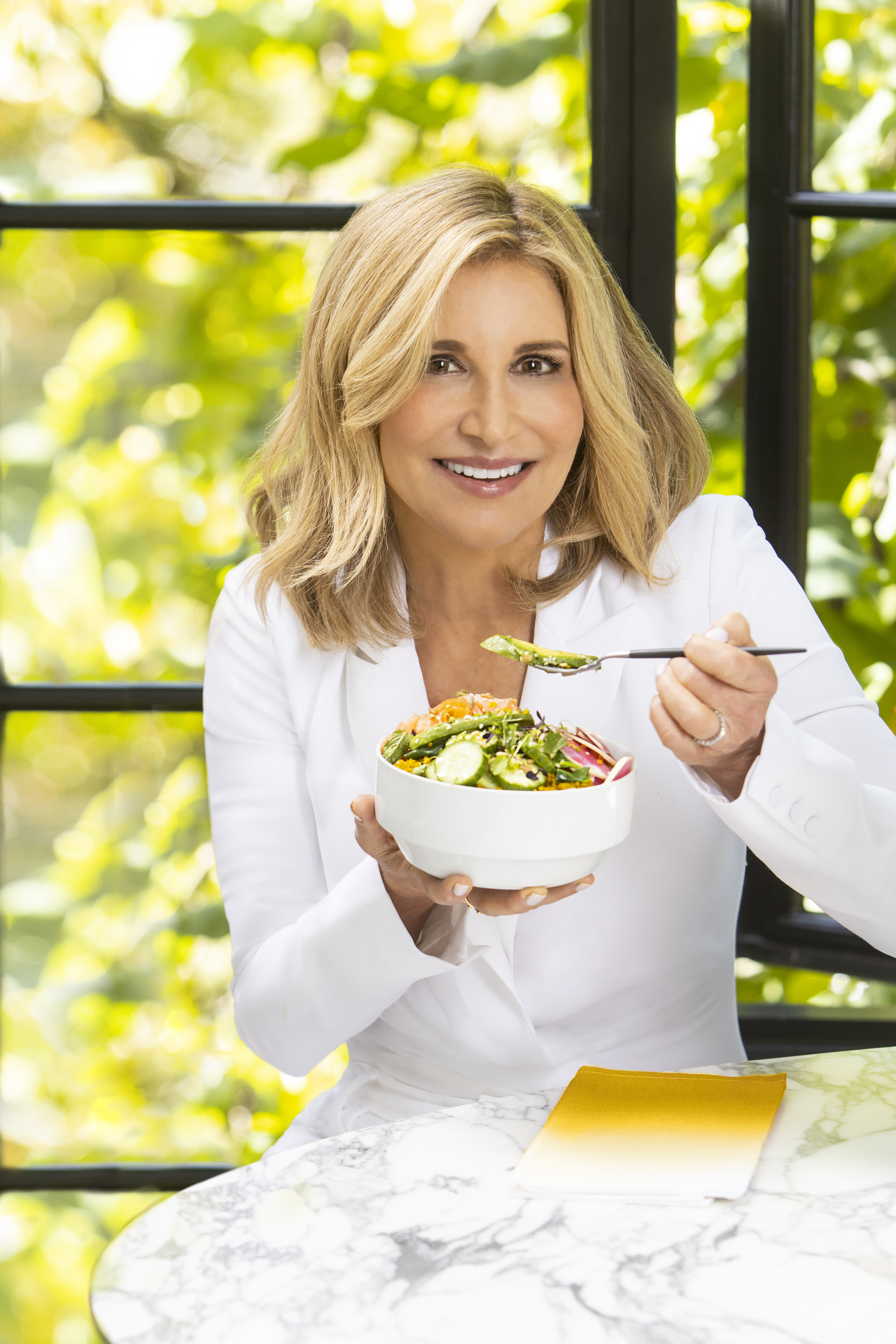 Elise Museles, Food Story: Rewrite the Way You Eat, Think and Live author, nutrition expert, certified eating psychology
