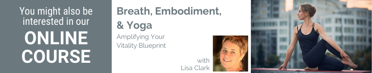 Lisa Clark, ERYT500. Yoga teacher and therapist, International Somatic Movement Educator, Body-Mind Centering