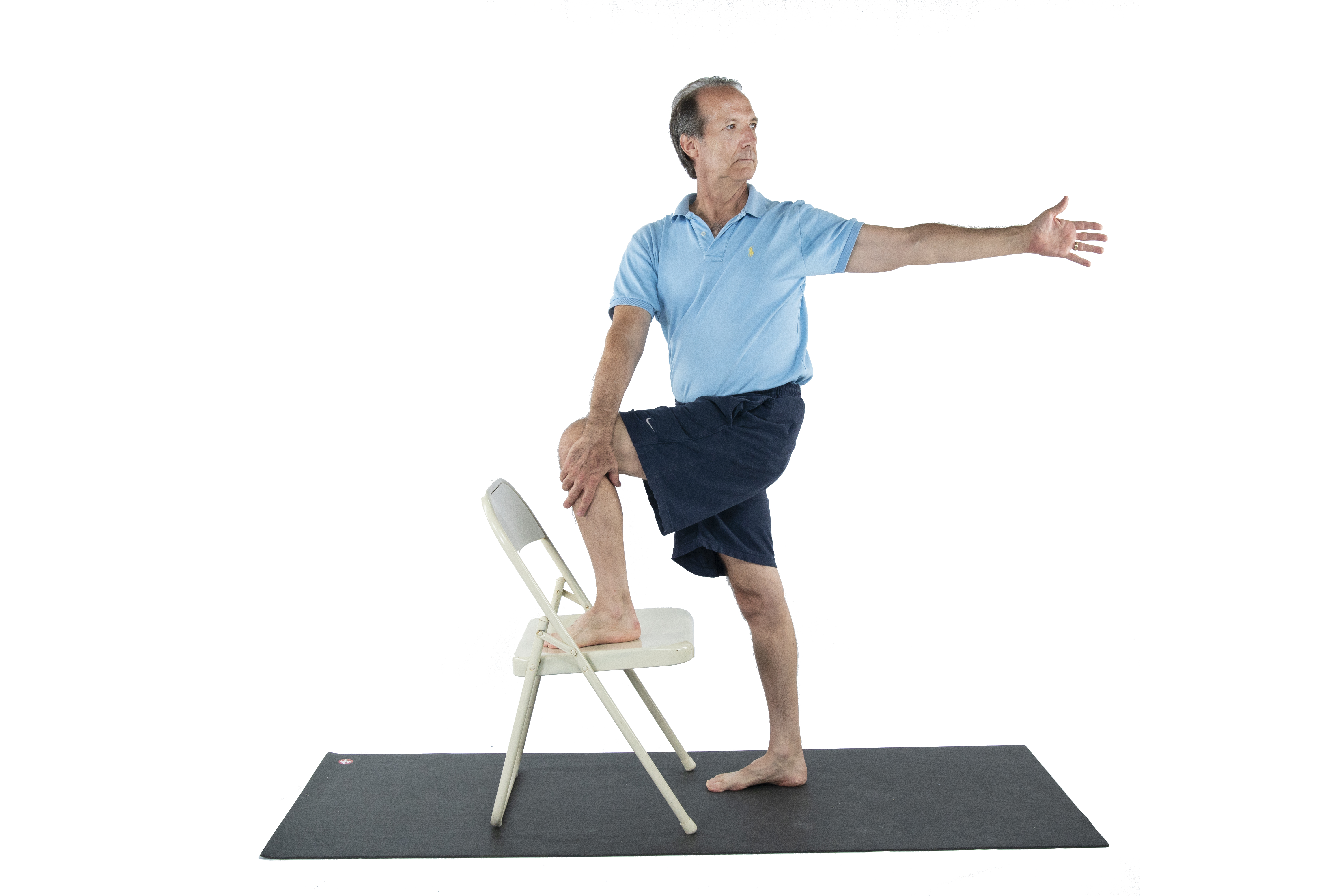 Yoga May Aid in Treatment of Stroke, MS, Parkinson's