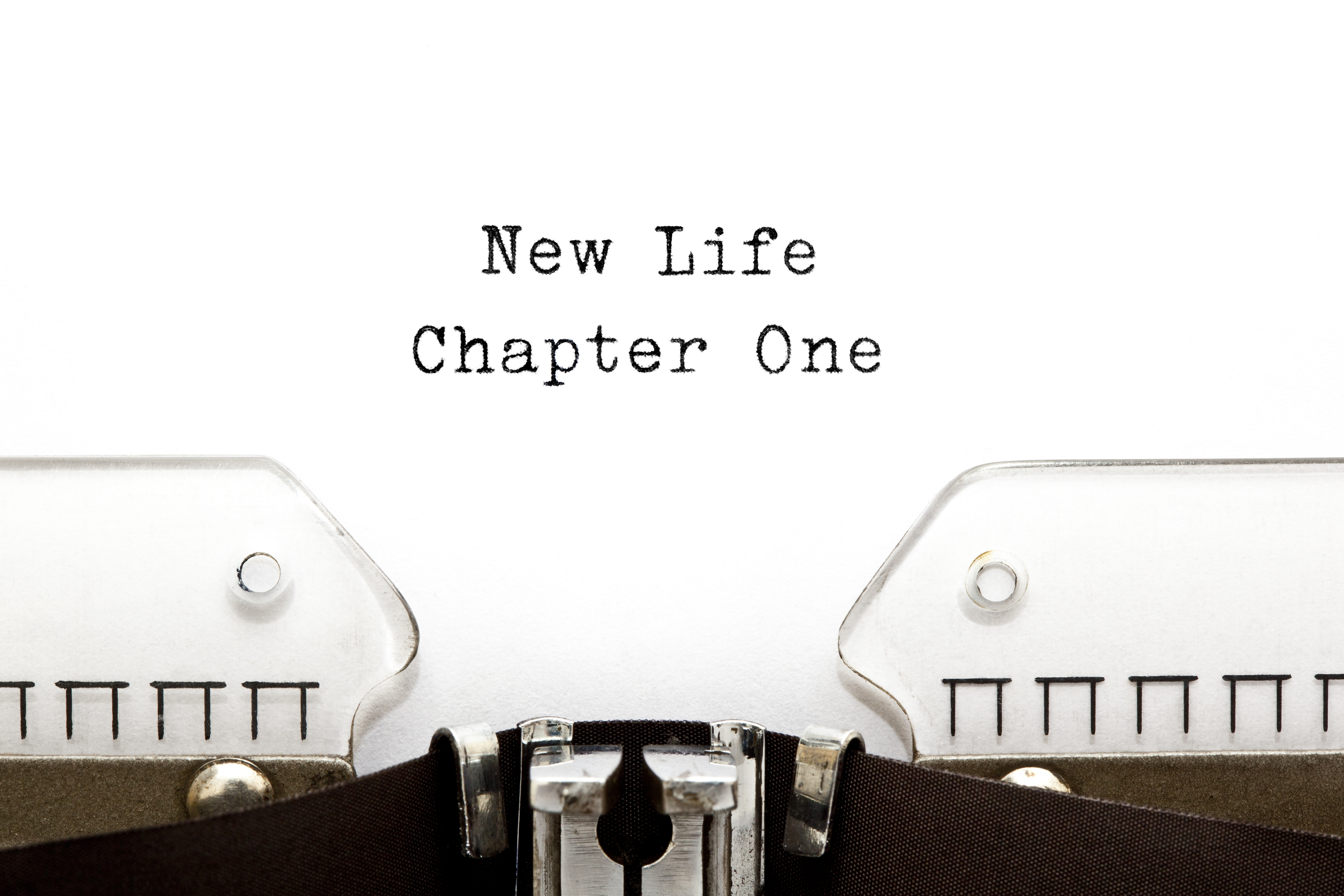 new life, new perspective, changing our thoughts, prioritizing positivity, gratitude