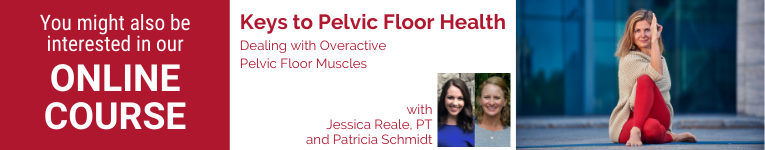 Part 2 of the Pelvic Floor Webinar presented by Jessica Reale, PT and Patricia Schmidt, I-AYT
