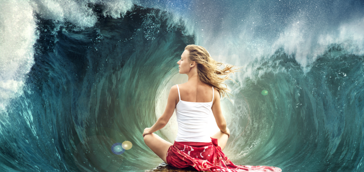 prana wave, the breath, yoga and the breath, prana and power