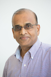 Ram Rao, Ph.D. writer, researcher, Yoga and Ayurveda, yoga research, yoga and strength training