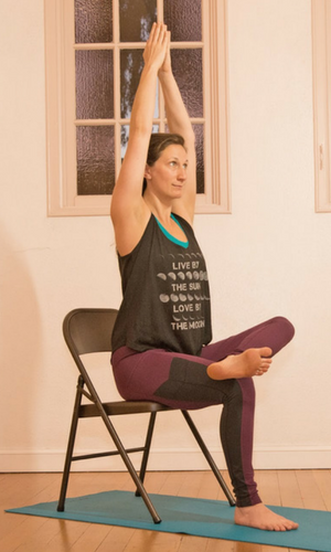 Seated Tree Pose