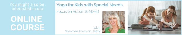 Online Yoga Course, Yoga for Kids with Special Needs