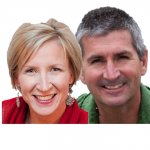 Neil Pearson and Shelly Prosko