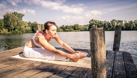 common misalignment in yoga poses