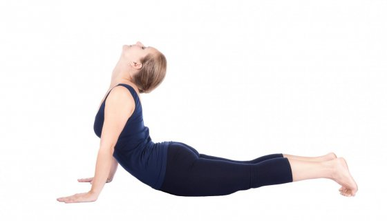 Yoga for strengthening the pelvic floor