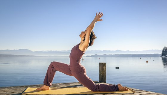 Enlivening Prana through yoga