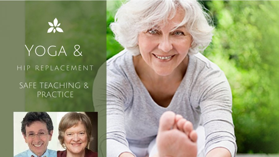 Yoga for hip replacement
