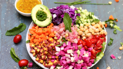 Choosing food that are healthy and will boost your mood