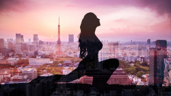 How to put your yoga into practice to create a brighter future