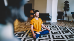 The benefits of practicing yoga as a lifeline in challenging times
