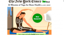 yoga for osteoporosis - New York Times