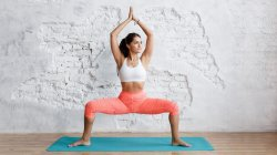 Yoga for pelvic floor