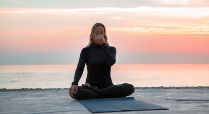 How to synchronize your body's rhythms with yogic breathing