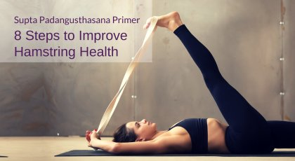 supta padangustasana for tight hamstrings