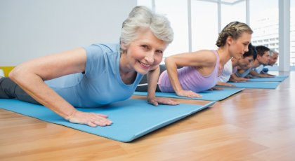 yoga for osteoporosis