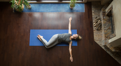 enlivening the body's subtle energy with mula bandha