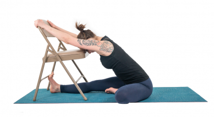 headstand and neck safety in yoga what you need to know