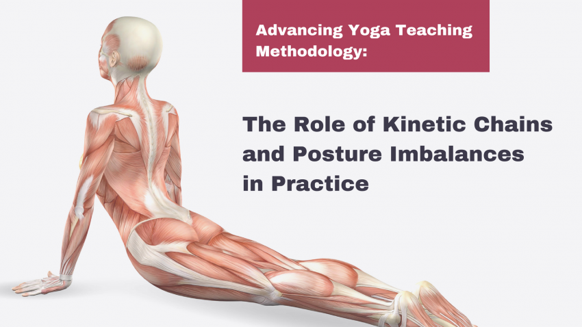 Advancing Yoga Teaching Methodology The Role Of Kinetic Chains And