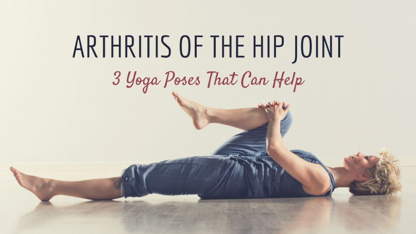 Video Yoga Healthy Aging 3 Yoga Poses For Hip Arthritis Yogauonline