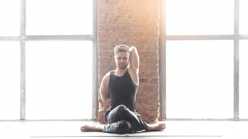 Stretch And Strengthen 7 Poses For A Healthy It Band Yogauonline
