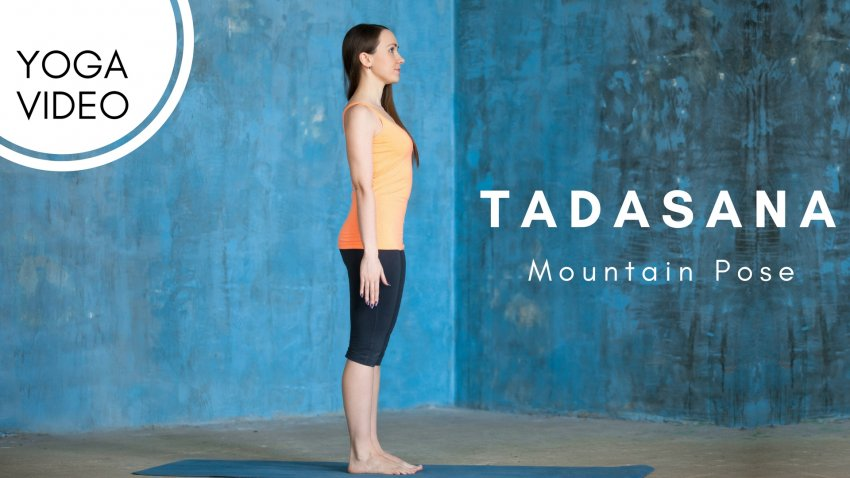 mountain, pose, Tadasana, yoga, beginners, standing, asana, core, stability, alignment, posture, abs, abdomen, buttocks, connecting to earth, neutral spine, foundation