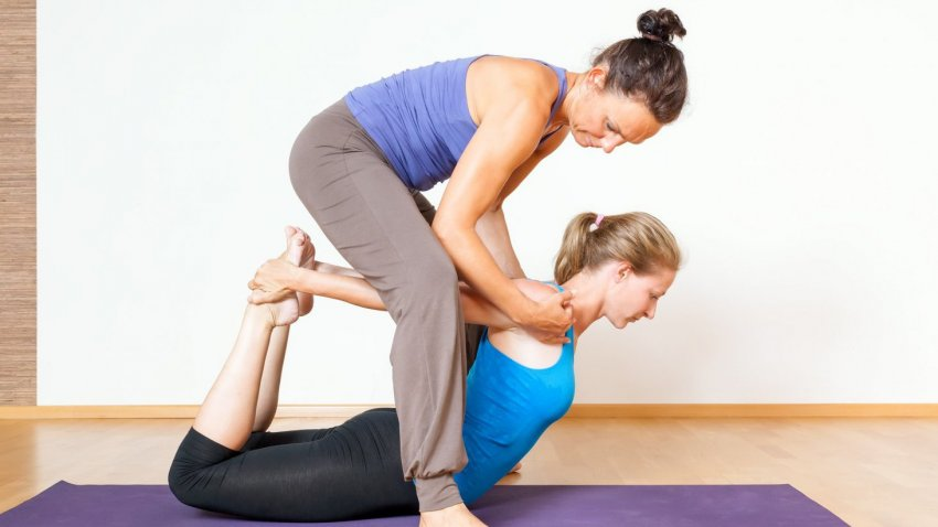 Who Can Benefit From Yoga Therapy