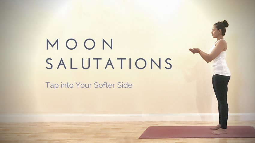 Moon Salutations Cultivating Lunar Nectar And Tapping Into Your Softer Side Yogauonline