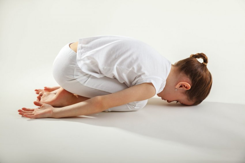 Yoga For Kids Helping Children Suffering From Chronic Stomach Pain Yogauonline