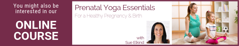 online yoga teaching continuing education course on how to teach prenatal yoga