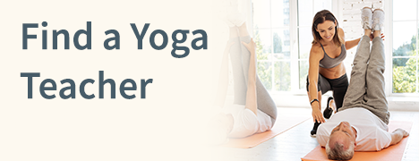 Find a Yoga Teacher