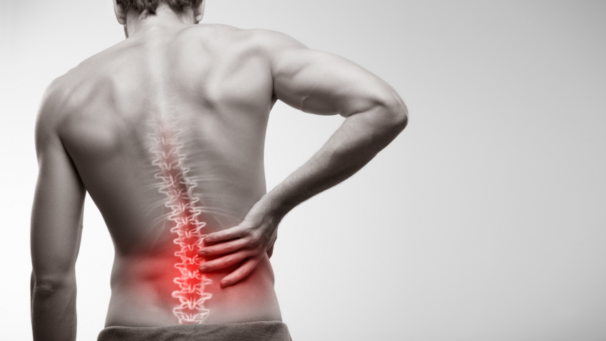 Back Pain, Yoga for pain relief, magnesium supplements, magnesium-rich diet, fewer back spasms