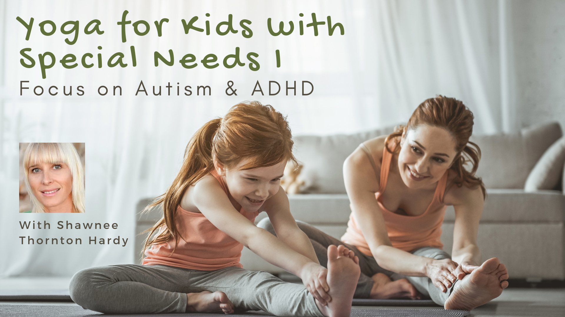 online yoga course for teaching yoga to kids with special needs